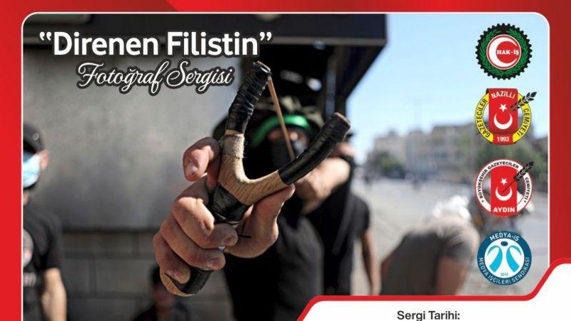 'Direnen Filistin' fotoğraf sergisi Nazilli'de açılıyor