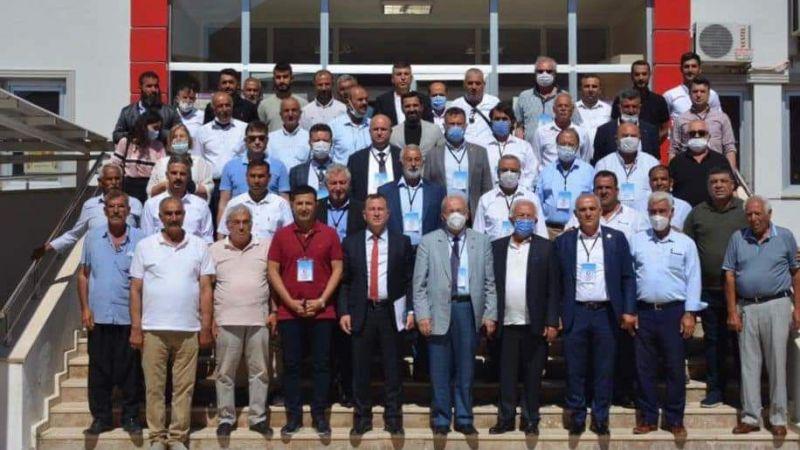 Başkan Ömer Günel CHP'nin Belediye Başkanları Çalıştayı'na katıldı
