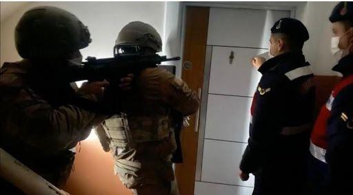 Son dakika: Aydın'da DAEŞ operasyonu!