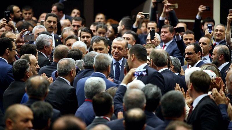 AKP'de sular iyice ısındı: Erdoğan'ın Meclis'e neden gelmediği ortaya çıktı!