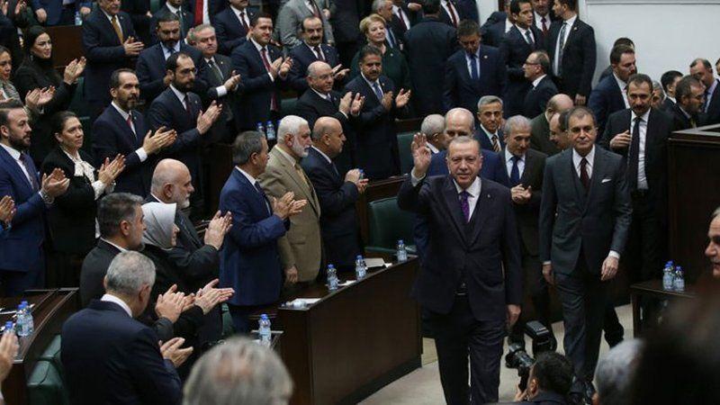 Erdoğan'dan milletvekillerine CHP uyarısı: Peşlerine takılmayın