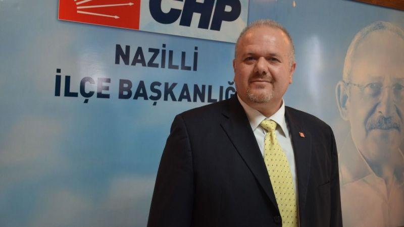 CHP'li Alptekin: Yere batsın sizin projeniz