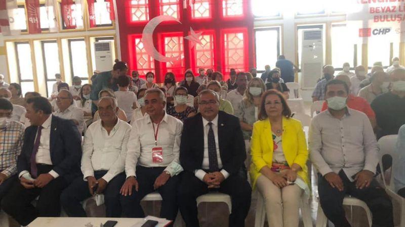 CHP Nazilli'de ilçe kongresi tamamlandı.. İlçe Başkanı o isim seçildi