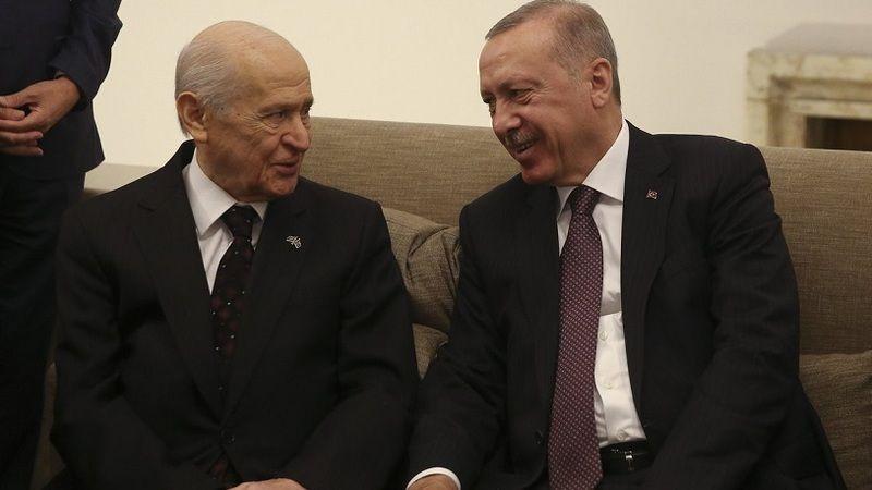 Saray İttifakı'nın yeni anayasa planı belli oldu: Cumhurbaşkanlığı için iki dönem kuralı kalkıyor mu?