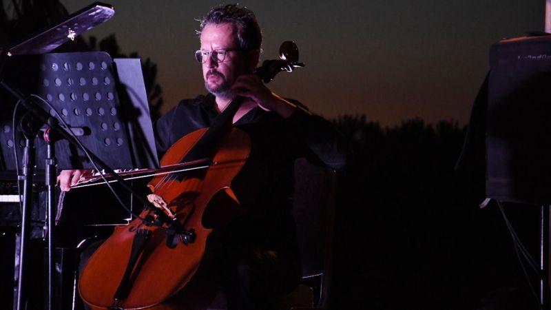 Kuşadası'nın eşsiz günbatımı'nda klasik müzik konseri