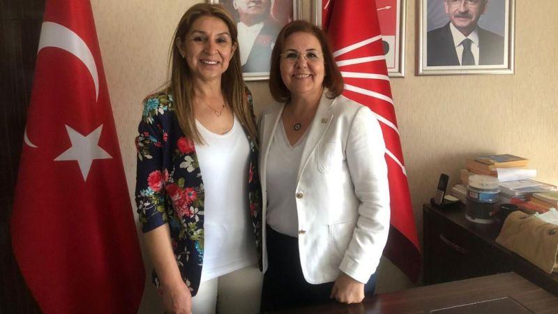 CHP Nazilli Kadın Kolları Başkanı belli oldu