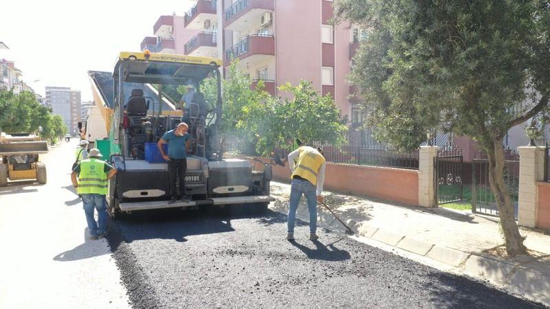 Büyükşehir Belediyesi Aydın'ı kaliteli yollarla buluşturmaya devam ediyor