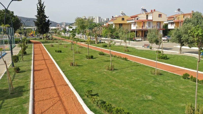 Aydın Büyükşehir Belediyesi'nden kente estetik dokunuşlar