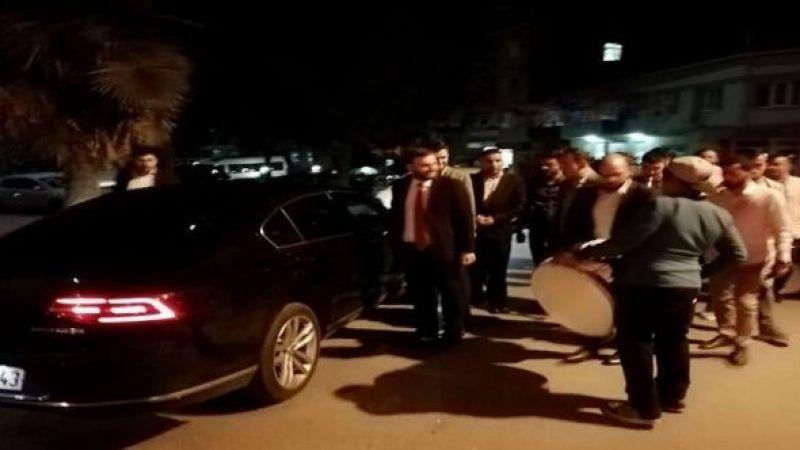 AKP'li Osman Tomakin silahları İstanbul Büyükşehir Belediyesi'nin tahsis ettiği araçlarla taşımış