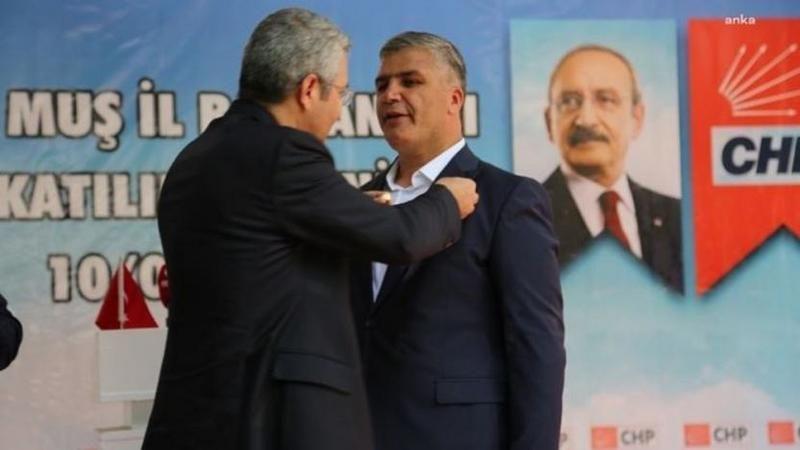 AKP'den CHP'ye büyük katılım