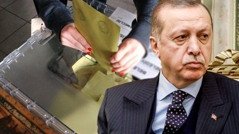 Anketlerden Erdoğan'a büyük şok!