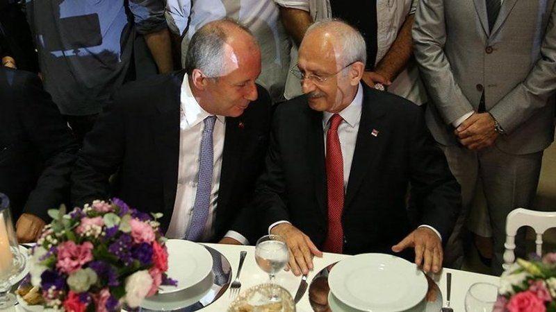 Muharrem İnce'nin 'beni sattılar' açıklamasına Kılıçdaroğlu'ndan ilk yanıt!