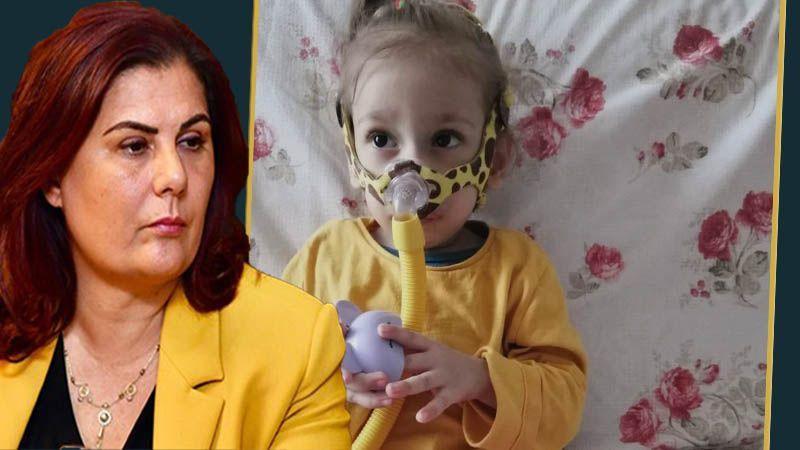 Başkan Çerçioğlu'ndan SMA hastası Irmak bebek için destek çağrısı
