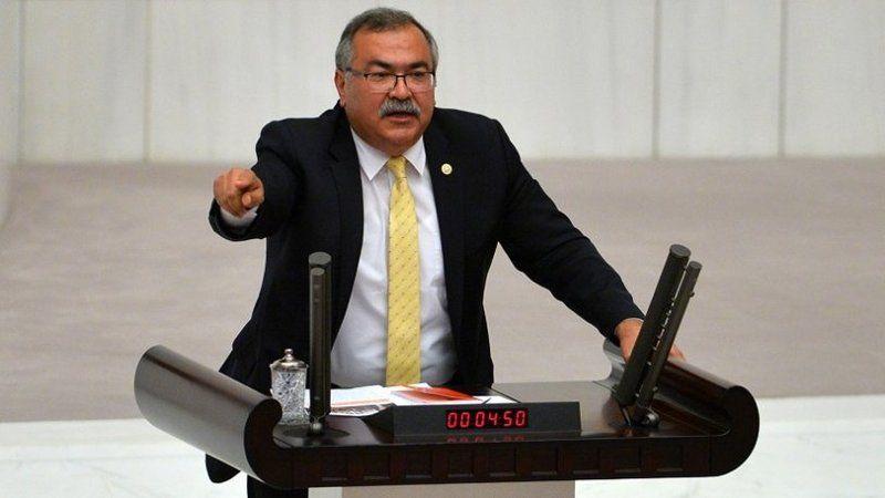 CHP'li Bülbül: Çiftçinin 211 milyar alacağı var