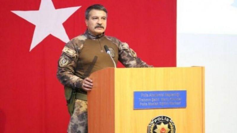 Trabzon Emniyet Müdürü Alper gitti, andımız siteden kalktı