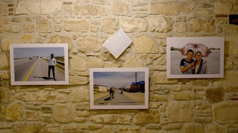 4 aylık yol macerası İbramaki Sanat Galerisi'nde
