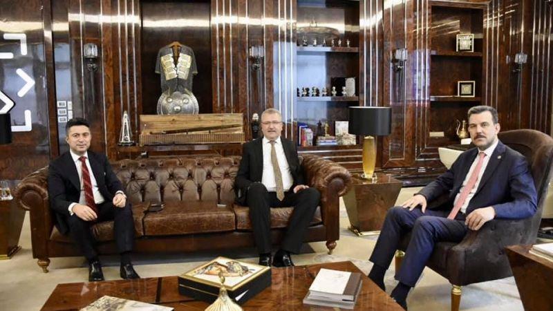 AKP'liler ihaleyi alan şirketi daha önce ziyaret etmiş