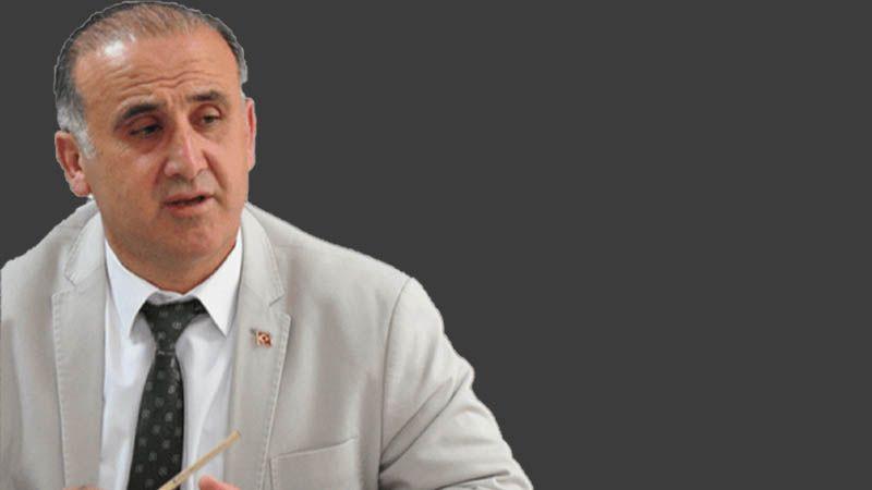 Helal olsun sana Aytekin Kaya... İzmir Marşı'ndan rahatsız olan AKP ilçe Başkanına Kaya gibi tepki!
