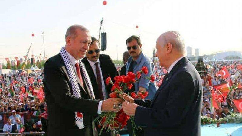 Saray İttifakı'nın 'seçim barajı' planı deşifre oldu