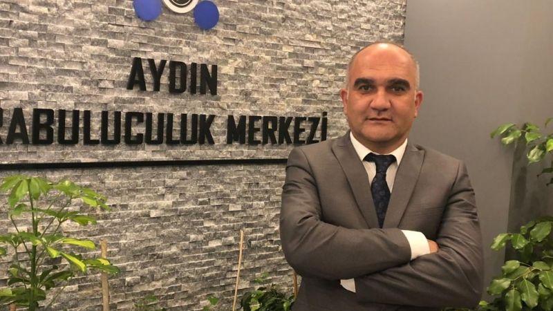 Aydın Baro Başkanlığı'na sürpriz aday
