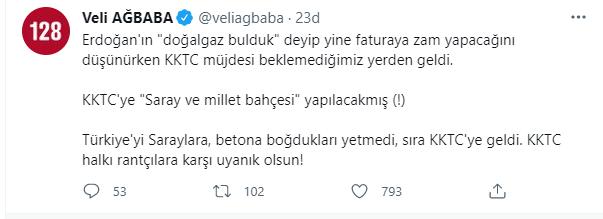 Erdoğan'ın KKTC müjdesine CHP'den ilk yorum
