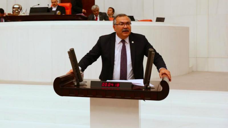 CHP'li Bülbül: Doymadılar milletin parasını yemeye