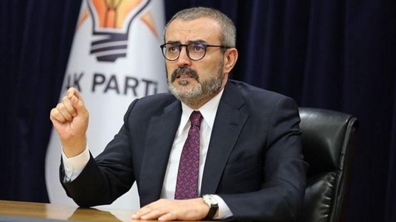 AKP'li Mahir Ünal'dan 'bayramlık': Türkiye'ye Fransa'dan, Almanya'dan bakınca süper güç görüyorsunuz