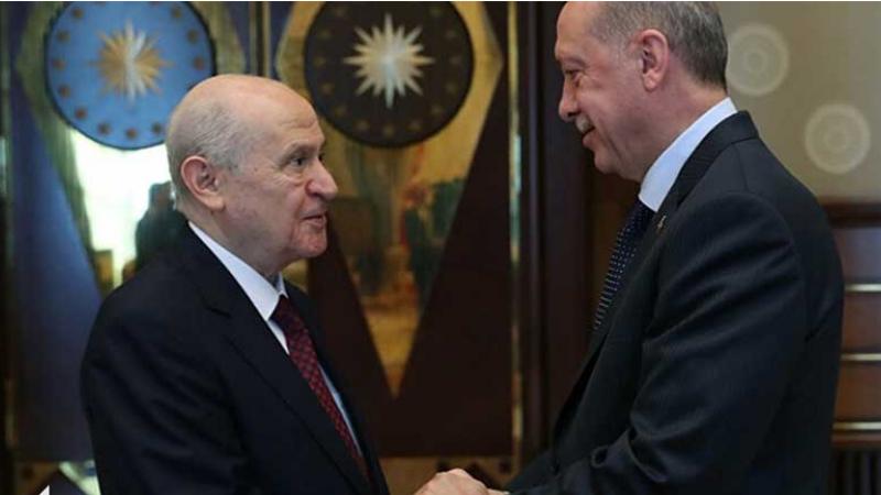 Saray İttifakı koalisyona dönüyor: MHP kabinede olacak mı?