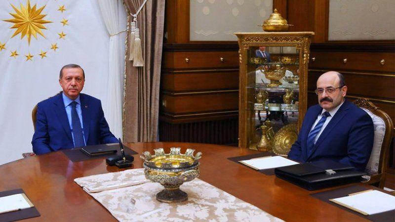 Melih Bulu ortalığı karıştırdı: YÖK Başkanı Yekta Saraç görevi bırakıyor!
