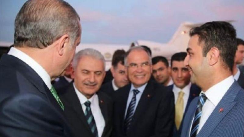 Erdoğan ve Soylu ile fotoğrafları var ama sabıka kaydında yok yok!
