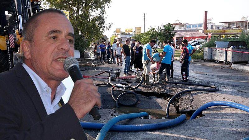 CHP Kuşadası İlçe Başkanı Gürbilek: Allah sizi ıslah etsin