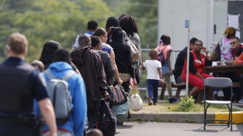 Kanada'dan rekor göçmen alımı