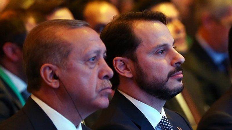 Erdoğan ve Albayrak hakkında suç duyurusu