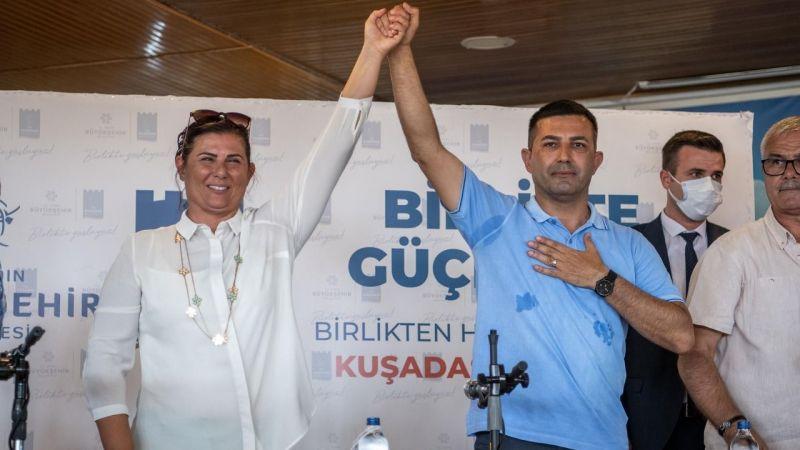 Kuşadası'na Başkan Çerçioğlu'ndan müjdeli haber