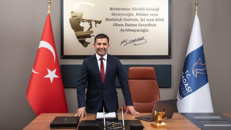 Başkan Ömer Günel'den sendikal örgütlenme açıklaması: Her çalışan dilediği sendikaya üye olabilir