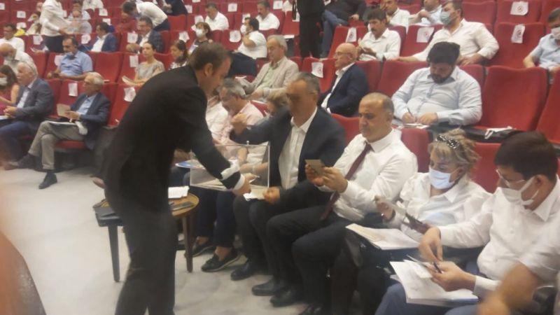 Ege Belediyeler Birliği Toplantısı düzenlendi