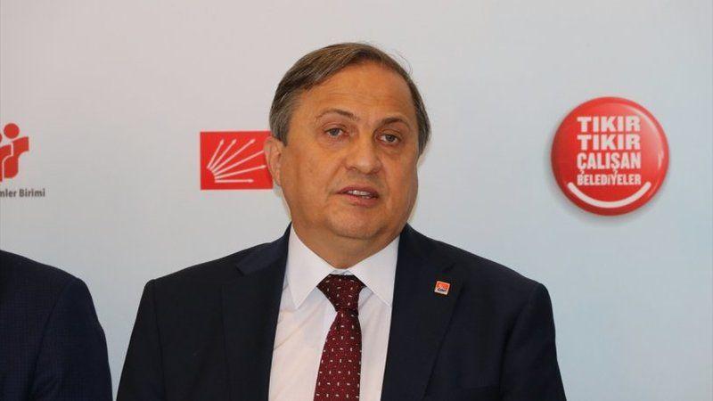 CHP'li Seyit Torun'dan üzen haber! Topuk ve kaval kemiği kırıldı