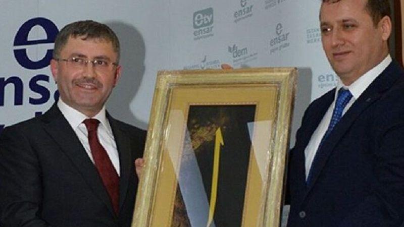 AKP'li belediyeden Ensar Vakfı yöneticisine milyonluk ihale