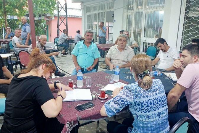 Aydın Büyükşehir Belediyesi 553 köyde binlerce vatandaşla buluştu