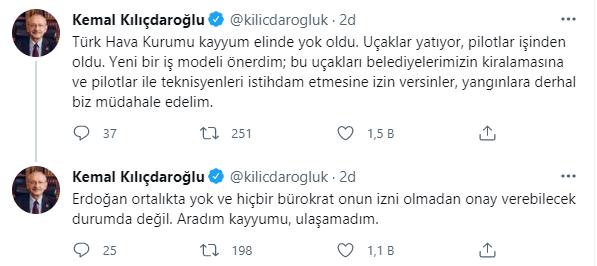 Kılıçdaroğlu'ndan flaş açıklamalar: Erdoğan ortalıkta yok, kayyumu aradım...