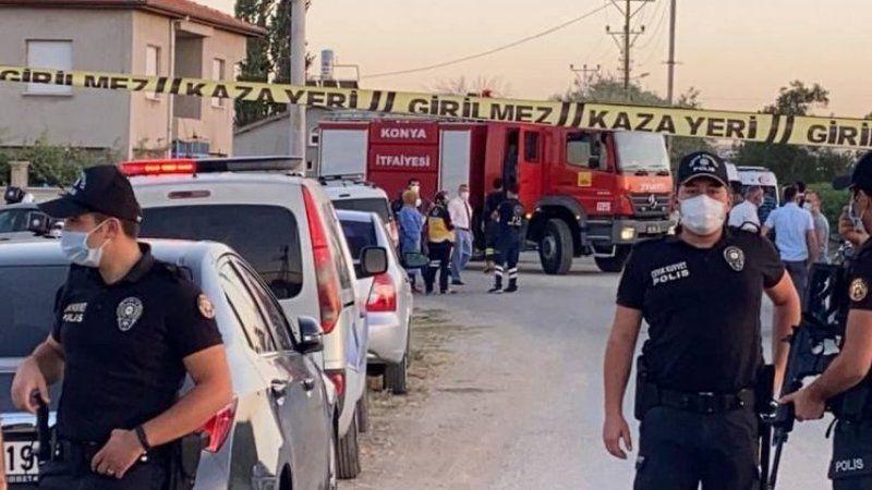 Konya katliamında ön otopsi sonucu belli oldu: 7 kişiye 19 kurşun, hepsinin kafasına sıkılmış!