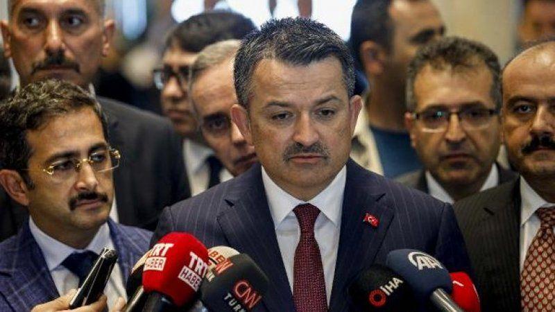 Orman Bakanı Pakdemirli: Benim gördüğüm orman yerlerindeki sorumluluk belediyelerdedir