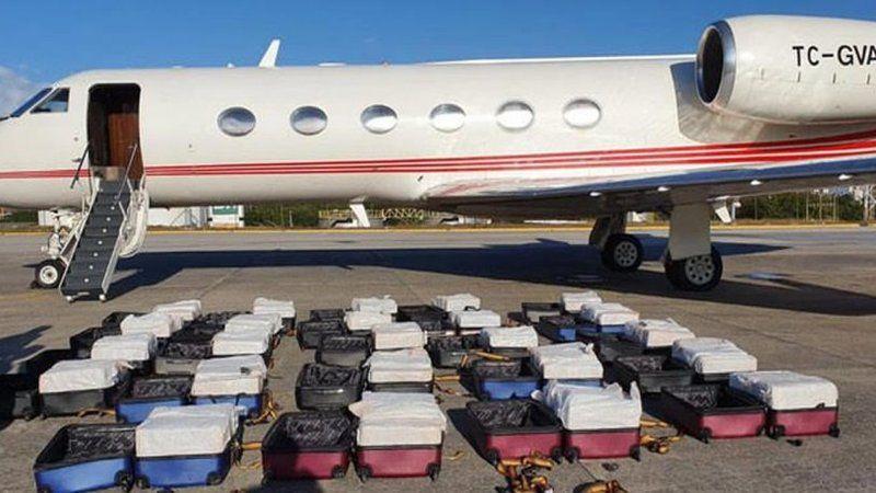 Kokainle yakalanan Türk uçağıyla ilgili şoke eden bilgi
