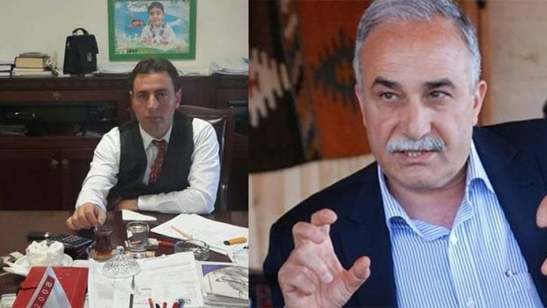 AKP'li vekilden, AKP'li eski vekilin oğluna: Hırsızın kralısın