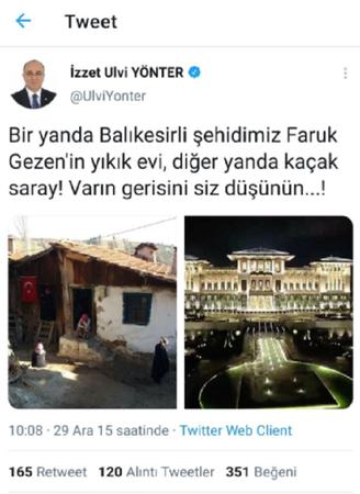MHP'li isim Erdoğan paylaşımını apar topar sildi, eleştirenlere hakaret yağdırdı!