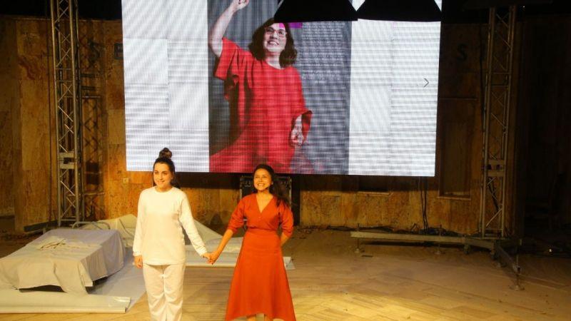 Kuşadası Belediye tiyatrosu 14. Türkiye tiyatro buluşmasına katıldı