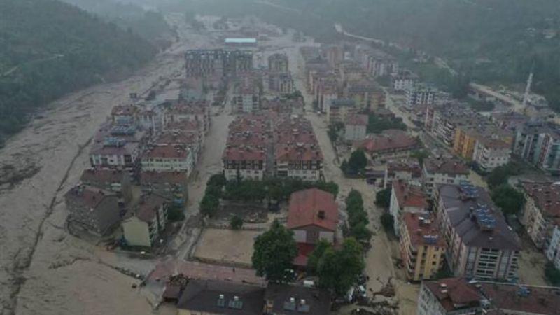 Kastamonu ve Bartın'da altyapı çöktü, kent savaş alanına döndü