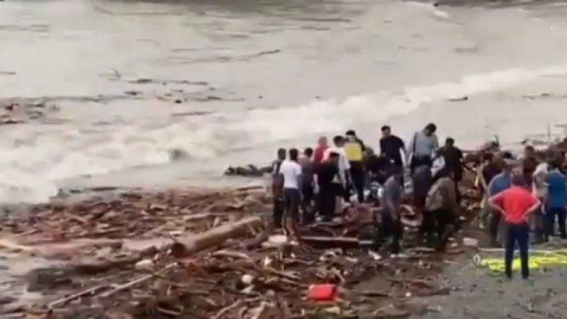 Bozkurt'ta sel felaketi: Cesetler kıyıya vurdu!