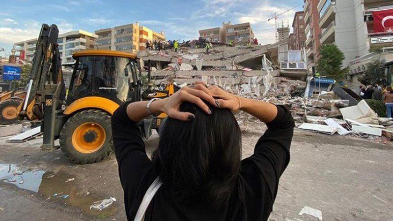 Deprem konutlarına Saray engeli!