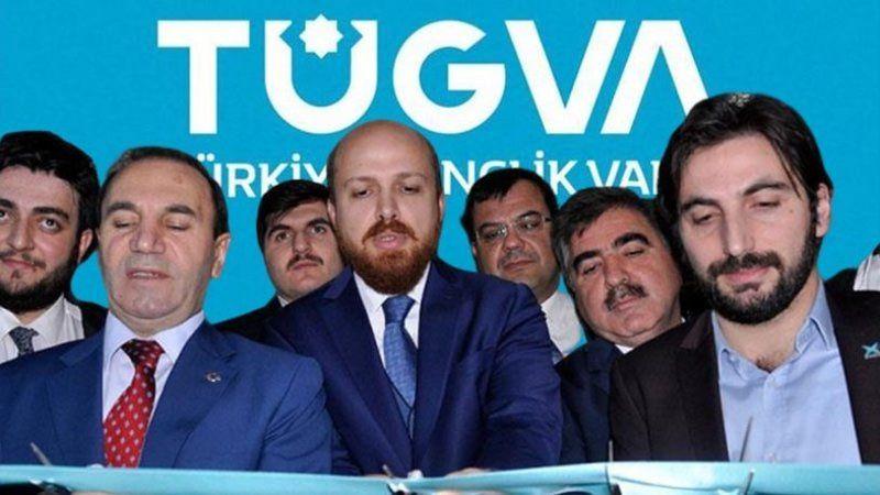 Bilal Erdoğan'ın kurucusu olduğu TÜGVA'dan 'yardım' skandalı! El koydular